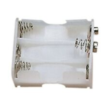 BATTERY HOLDER FOR 6 x AA R6, HR6, R6P  1.5V BATTERIES PP3 OUTPUT CONNECTOR