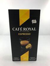10 Cafe Royal Kapseln für Nespresso Classic Espresso 16 Sorten 5,78€/100gr.
