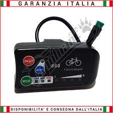 Display LED 36/48 Volt modello 880 - Connessione UPG