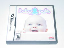 BABY PALS  (Nintendo DS, 2007) COMPLETE WITH BOOKLET MUST LOOK