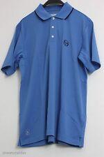 Sergio Tacchini 03321612M Siracusa Polo Gr. M / 48 Herren Polohemd blau / navy