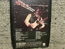 Steve Miller Band's Fly like an Eagle 8 Track Tape,1976, Capitol, Rock