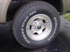 """AR23 """"15X8"""" GMC CHEVY TRUCK WHEELS AMERICAN RACING,,, 5 ON 5 BP/ CLEARCOATED"""