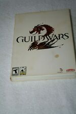3 Guild Wars 2 (original),(Heroic Edition)&(Heart of Thorns). 3 MANUALS 3 Keys