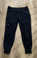 Athleta Black Joggers Medium Petite