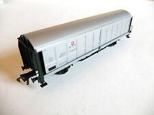 Fleischmann HO 5336 SBB/CFF post van PTT, LWB 4 wheel with sliding doors, VGC
