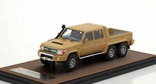 Toyota Land Cruiser FJ79 MTD 6x6 gris métallisé  1//43 GLM GLM300701
