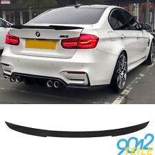 für BMW 3er F30 Limo Heckspoiler GLANZ SCHWARZ LACKIERT M4 Optik Heckflügel