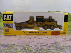 Norscot 55133 Cat 24H Grader 1:50 scale Diecast vgc boxed