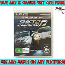 SHIFT 2 UNLEASHED LIMITED EDTION Game (Playstation 3, PS3) Australian G