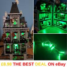 £8 LED Light Kit for LEGO 10228 Monster Fighters Haunted House Lighting Kit