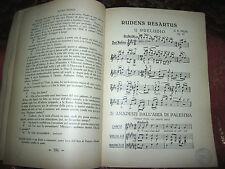 La Gomena Riparata Commedia Musicale Latina di Giovanni Battista Spighi 1952