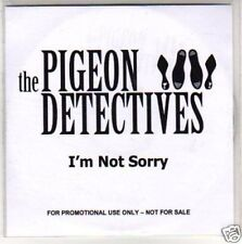 (H272) The Pigeon Detectives, I'm Not Sorry - DJ CD