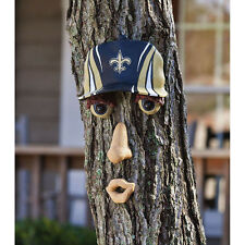New Orleans Saints NFL Forest Face Tree Decoration  Free Ship