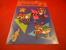 Super Mario Bros. 3 Nintendo NES RARE Promotional Plastic Display Japan Promo
