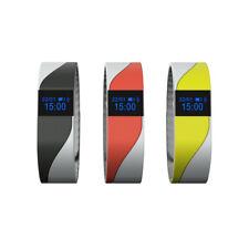 B47 Wasserdicht OLED Tracking Fitness Armband Uhr Herzrfrequenz Blutdruckmesser