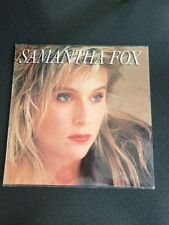 Samantha Fox - Samantha Fox (1987) - Vinyle LP 33 Tours