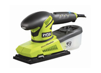 Ryobi 280W 1 / 3 Sheet Sander-2 years Warranty