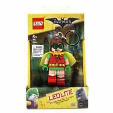 LEGO THE BATMAN MOVIE ROBIN LED KEY LIGHT TORCH BRAND NEW GREAT GIFT LEDLITE