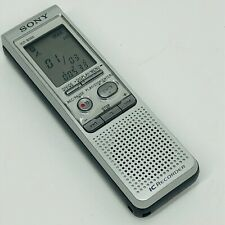 Sony ICD-B500 Handheld Digital Voice IC Recorder 256mb 150 Hours (U)