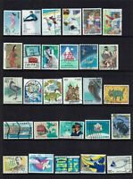 JAPAN.....MIXED COLLECTION 63 STAMPS