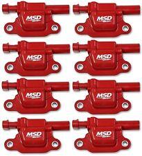 MSD Ignition 82668 Blaster Gen V Direct Ignition Coil Set