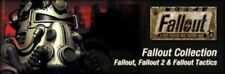 FALLOUT CLASSIC COLLECTION PC STEAM KEY REGION FREE