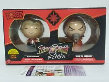 Dorbz Toy Tokyo LE Flash Gordon Vinyl Signed by Sam Jones Autograph JSA COA