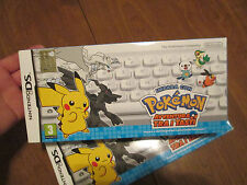 ITALY VERSION : Learn with Pokemon Typing Adventure NINTENDO DS Keyboard NEW