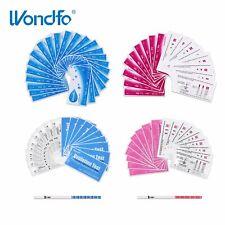 Wondfo Pregnancy & Ovulation Strips for Family Fertility Home Self Test Women US