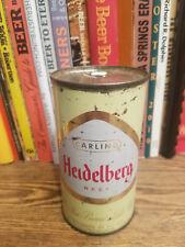 Carling Heidelberg 12oz Flat Top Beer Can