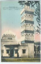 CP 13 - Bouches-du-Rhône - Marseille - Exposition Coloniale Palais de l'Algérie
