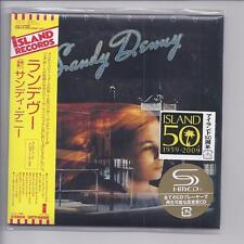 SANDY DENNY Rendezvous +5 /JAPAN mini lp cd SHM fairport fotheringay UICY-94088