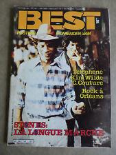 Revue BEST n° 176 ROLLING STONES Téléphone Kim Wilde