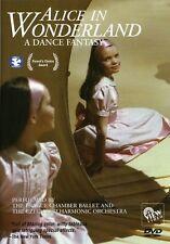 Alice in Wonderland: A Dance Fantasy (2007, REGION 1 DVD New)