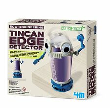 BRAND NEW 4M Tin Can Edge Detector Science Kit GREAT GIFT TIME TO GET READY