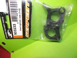 Serpent 903233 Steering Block WOS (1+2) 1Pc