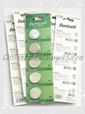 10 X CR2032 2032 DL2032 BR2032 High Quality Card 3V Lithium battery remote