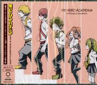 MY HERO ACADEMIA-MY HERO ACADEMIA PART3 & MOVIE ORIGINAL SOUNDTRACK-JAPAN CD G35