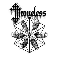 Throneless : Throneless CD (2015) ***NEW***