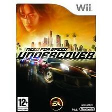 NINTENDO WII NEED FOR SPEED UNDERCOVER PAL ITALIANO  COMPLETO