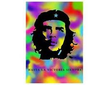 OFFICIAL LICENSED - CHE GUEVARA TIE DYE POSTER FLAG CUBA REVOLUTION