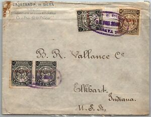 GP GOLDPATH: NICARAGUA COVER 1911 _CV761_P13
