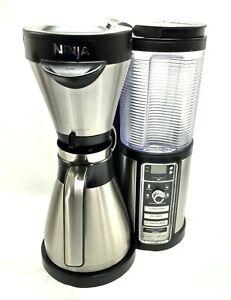 Ninja Coffee Maker w Stainless Steel Carafe or Single Serve 2 Filters CF08769