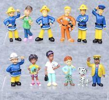 Lot 12 Figurines Personnages Sam Le Pompier - NEUF ENVOI OFFERT
