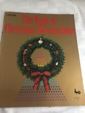 The Book of Christmas Decorations by Ondori Publishing Company Staff (1988, Pap…
