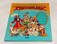 The New Walt Disney Treasury 10 Favorite Stories 1972 Western Publishing