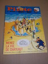 """""""PILOTE no 409"""" (1967) ASTERIX / PILOTORAMA - FONTAINEBLEAU / GOTLIB**"""