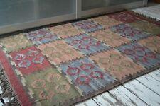Sultan, Medina Rustic shades 100% Wool Kilim 120x180cm 150x230cm Reversible rugs