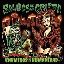 SALIDOS DE LA CRIPTA - ENEMIGOS DE LA HUMANIDAD   CD NEW+